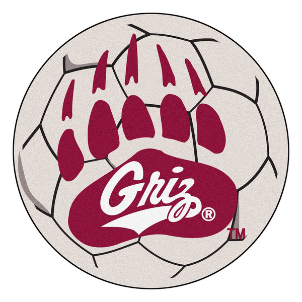 University of Montana Soccer Ball - FANMATS - Dropship Direct Wholesale