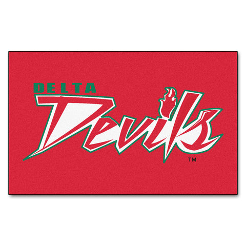 Mississippi Valley State Ulti-Mat 5x8 - FANMATS - Dropship Direct Wholesale