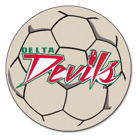 Mississippi Valley State Soccer Ball - FANMATS - Dropship Direct Wholesale