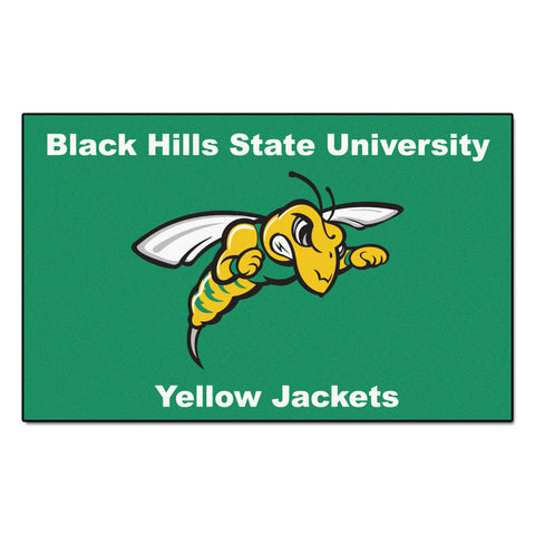 Black Hills State Ulti-Mat 5x8 - FANMATS - Dropship Direct Wholesale