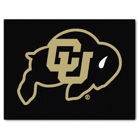 University of Colorado All-Star Mat 33.75x42.5 - FANMATS - Dropship Direct Wholesale