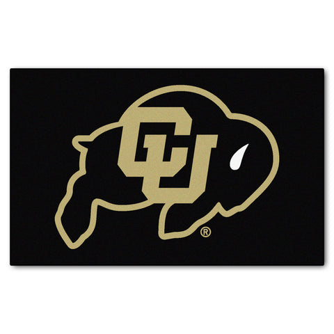 University of Colorado Ulti-Mat 5x8 - FANMATS - Dropship Direct Wholesale