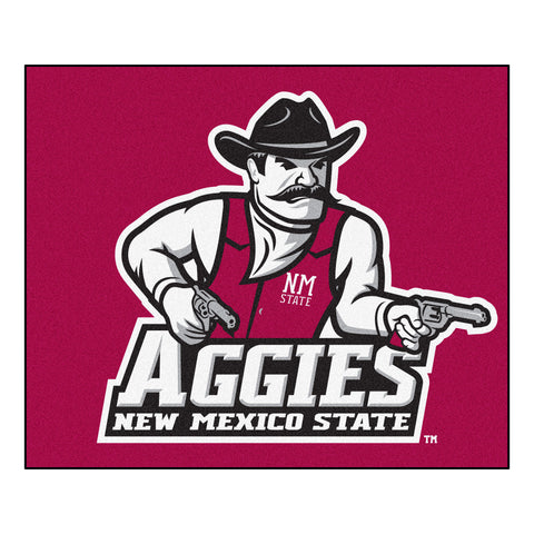 New Mexico State Tailgater Rug 5x6 - FANMATS - Dropship Direct Wholesale
