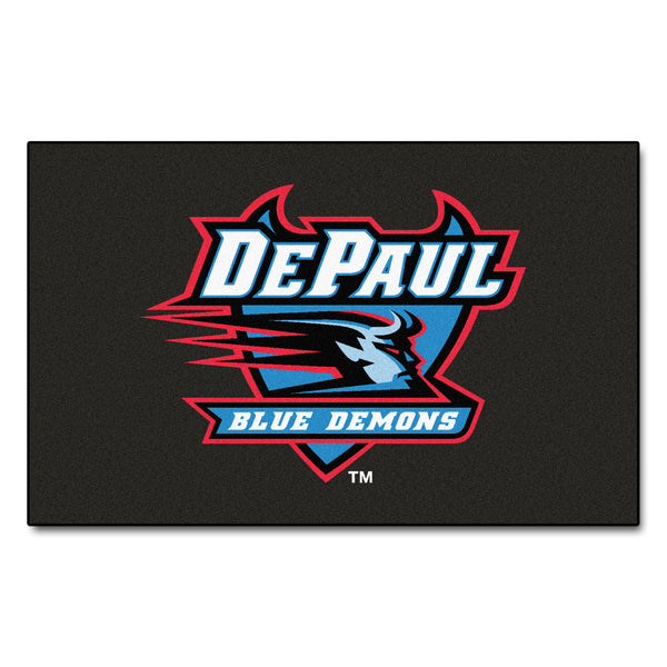 DePaul University Ulti-Mat 5x8 - FANMATS - Dropship Direct Wholesale