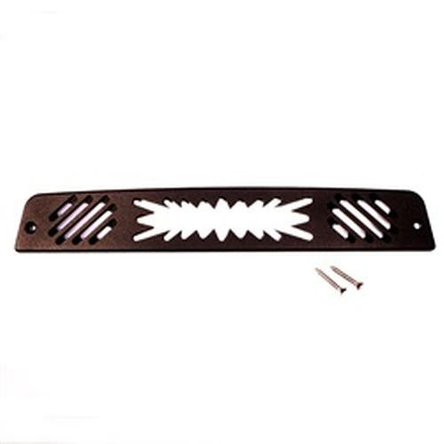 All Sales Blast 3rd Brake Light Cover-Black Powdercoat - AMI - Dropship Direct Wholesale