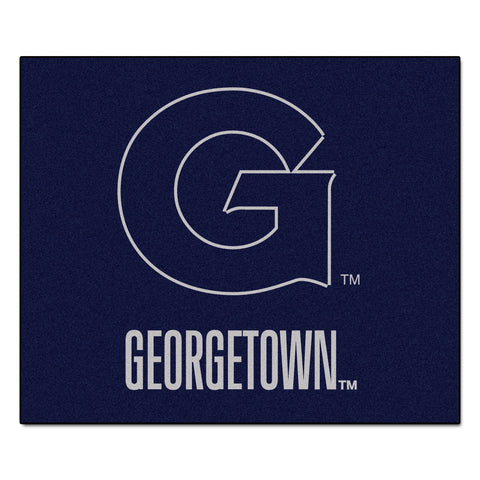 Georgetown University Tailgater Rug 5x6 - FANMATS - Dropship Direct Wholesale
