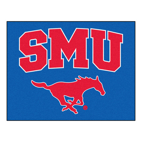 Southern Methodist U All-Star Mat 33.75x42.5 - FANMATS - Dropship Direct Wholesale