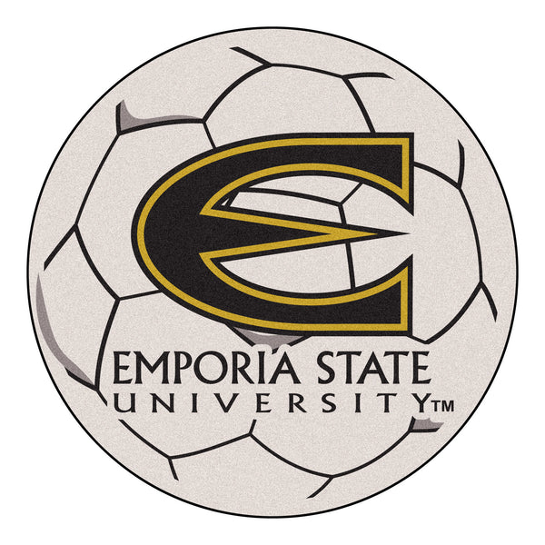 Emporia State Soccer Ball - FANMATS - Dropship Direct Wholesale