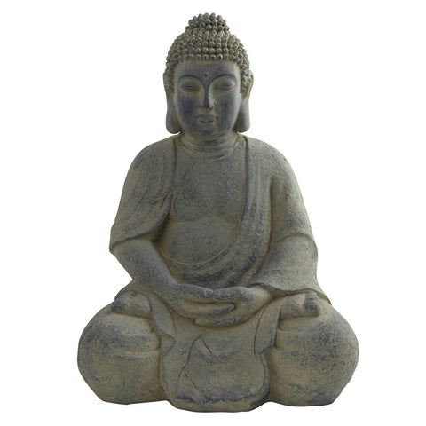 Buddha Statue (In-Door/Out-Door) - Nearly Natural - Dropship Direct Wholesale