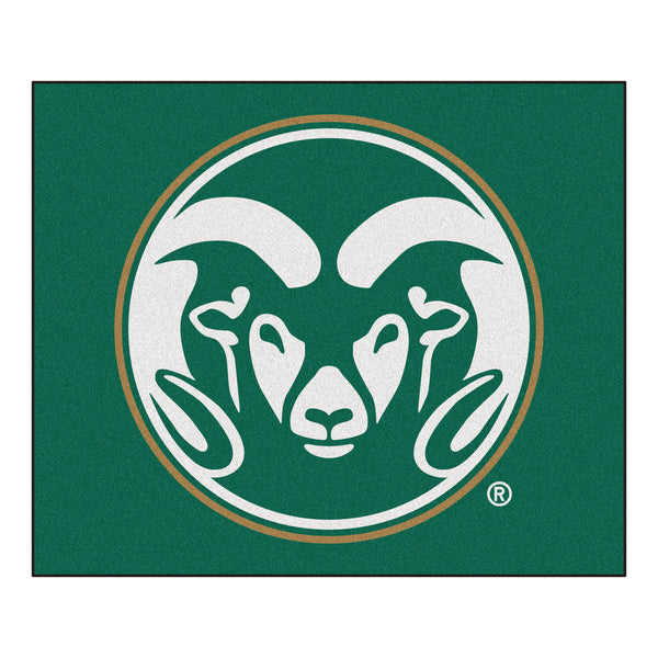 Colorado State Tailgater Rug 5x6 - FANMATS - Dropship Direct Wholesale