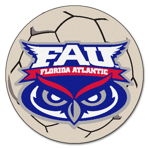 Florida Atlantic University Soccer Ball - FANMATS - Dropship Direct Wholesale