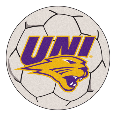 University of Northern Iowa Soccer Ball - FANMATS - Dropship Direct Wholesale