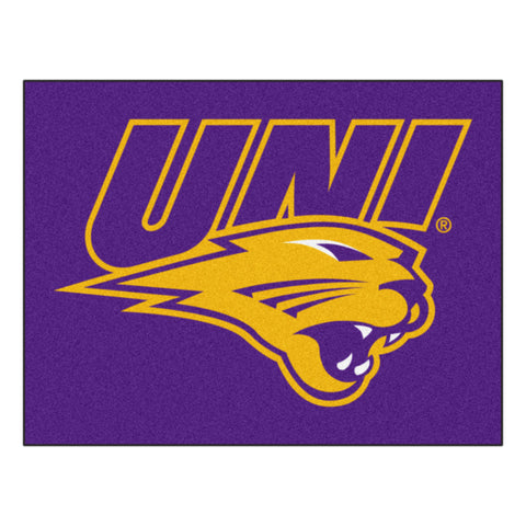 University of Northern Iowa All-Star Mat 33.75x42.5 - FANMATS - Dropship Direct Wholesale