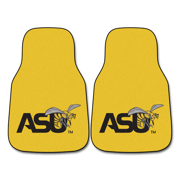 Alabama State 2-piece Carpeted Car Mats 17x27 - FANMATS - Dropship Direct Wholesale - 1