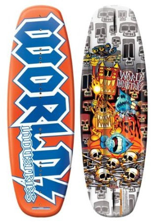 World Industries Voo Doo Wakeboard 135cm - World Industries - Dropship Direct Wholesale