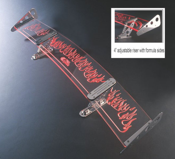 All Sales Formual Side 4 Adjustable Riser Flame - AMI - Dropship Direct Wholesale