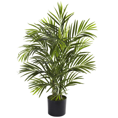 2.5ft Areca Palm UV Resistant (Indoor/Outdoor) - Nearly Natural - Dropship Direct Wholesale