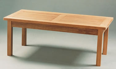 TB004CT Rectangular Coffee Table - Anderson Teak - Dropship Direct Wholesale