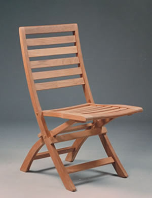 CHF108 Andrew Folding Chair - Anderson Teak - Dropship Direct Wholesale