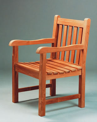 CHD005 Classic Dining Armchair - Anderson Teak - Dropship Direct Wholesale