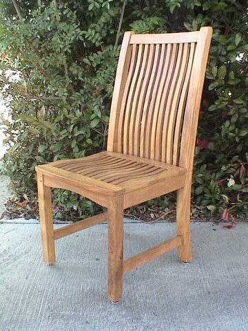 CHD720 Chicago Side Chair - Anderson Teak - Dropship Direct Wholesale