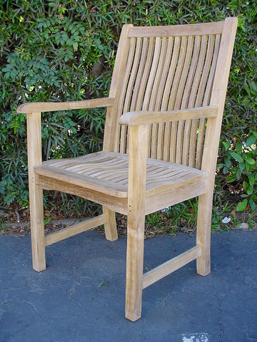 CHD721 Chicago Armchair - Anderson Teak - Dropship Direct Wholesale