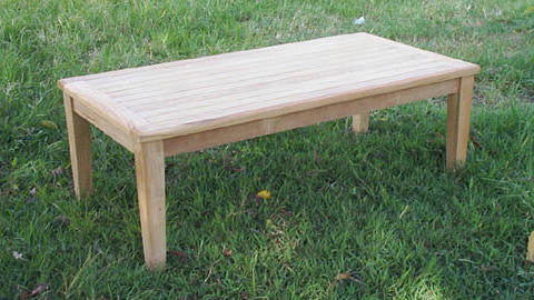 TB105 Brianna Coffee Table - Anderson Teak - Dropship Direct Wholesale