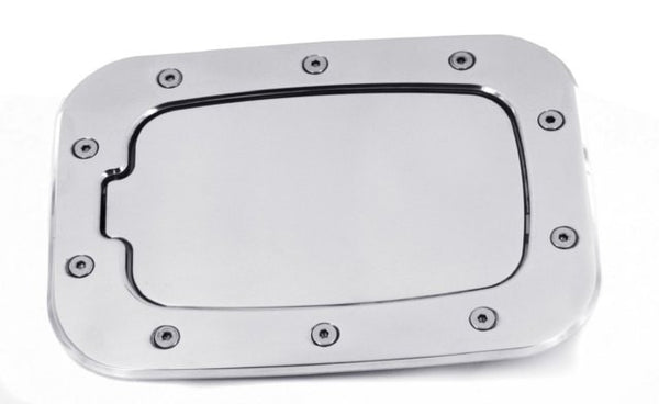 All Sales Race Style Billet Fuel Dr 10 3/8 X 7 5/8 Ring 8 X 4 5/8 Door -Polished - AMI - Dropship Direct Wholesale