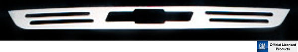 All Sales Bow-Tie 3rd Brake Light Cover-Polished - AMI - Dropship Direct Wholesale