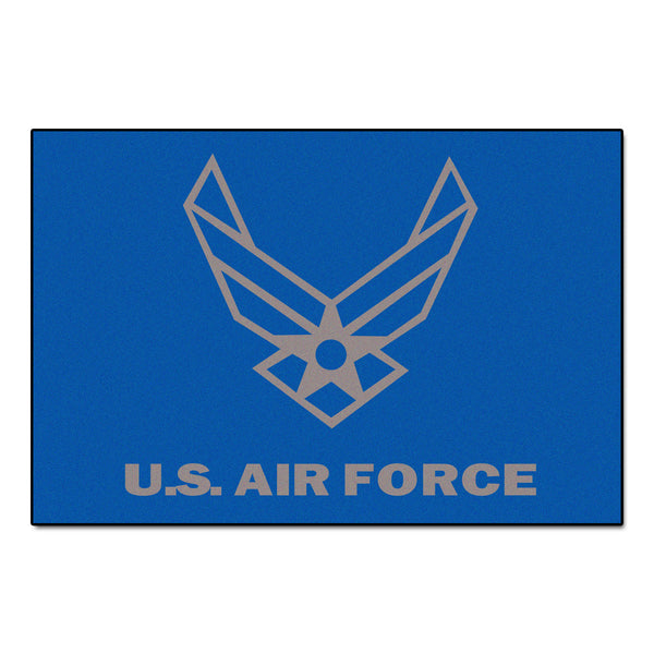 Air Force Licensed Starter Rug 19x30 - FANMATS - Dropship Direct Wholesale