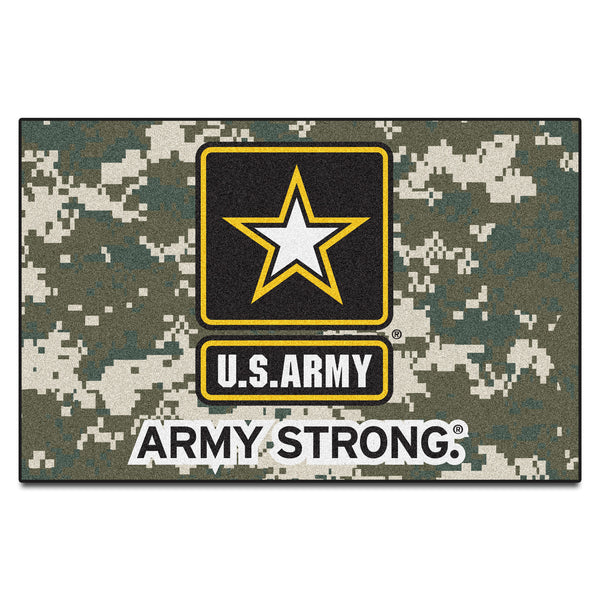 Army Licensed Starter Rug 19x30 - FANMATS - Dropship Direct Wholesale
