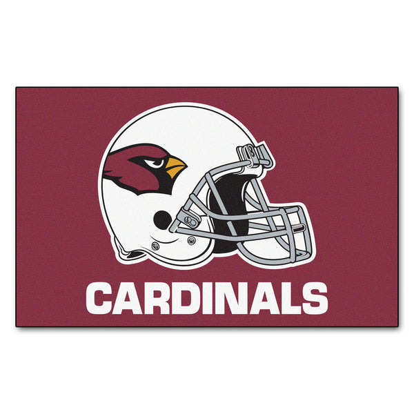 NFL - Arizona Cardinals Ulti-Mat 5x8 - FANMATS - Dropship Direct Wholesale