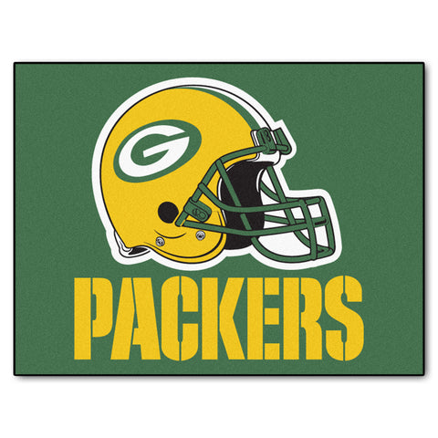 Green Bay Packers All-Star Mat 33.75x42.5 - FANMATS - Dropship Direct Wholesale