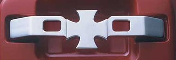 All Sales Chrome Iron Cross Handle Only - AMI - Dropship Direct Wholesale