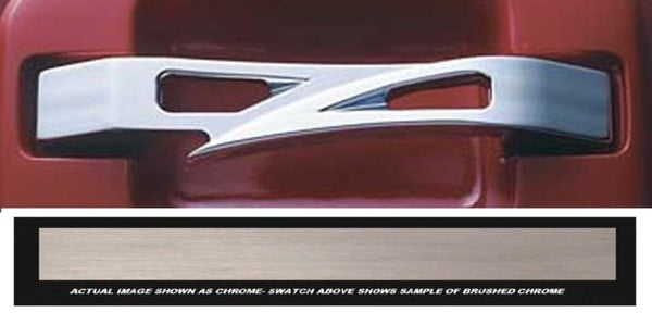 All Sales Brush Chrome Swish Handle Only - AMI - Dropship Direct Wholesale