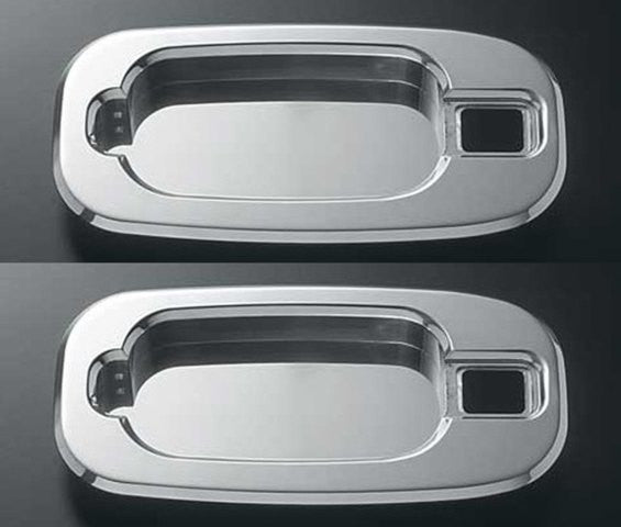 All Sales Polished LH & RH W/O Lock Rear Doors-Buckets Only - AMI - Dropship Direct Wholesale