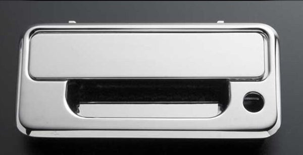 All Sales Chrome Tailgate assembly - AMI - Dropship Direct Wholesale