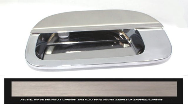 All Sales Brush Chrome Tailgate Non Locking - AMI - Dropship Direct Wholesale