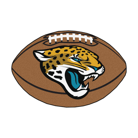 Jacksonville Jaguars Football Rug 20.5x32.5 - FANMATS - Dropship Direct Wholesale