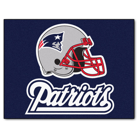 New England Patriots All-Star Mat 33.75x42.5 - FANMATS - Dropship Direct Wholesale