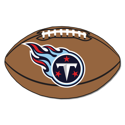 Tennessee Titans Football Rug 20.5x32.5 - FANMATS - Dropship Direct Wholesale