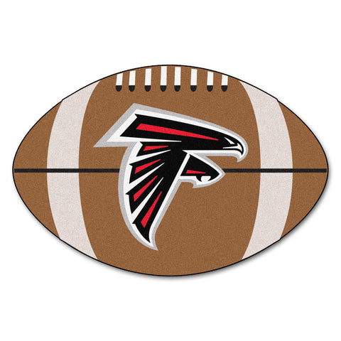 "NFL - Atlanta Falcons Football Rug 20.5""x32.5"" - FANMATS - Dropship Direct Wholesale"