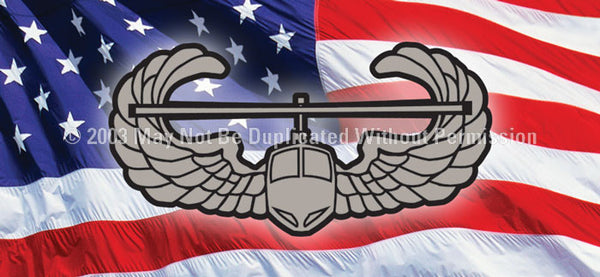 Window Graphic - 30x65 Air Assault - ClearVue Graphics - Dropship Direct Wholesale