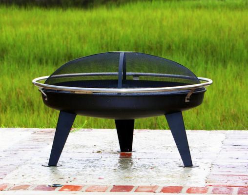 Fire Sense HotSpot Urban 880 Fire Pit - Fire Sense - Dropship Direct Wholesale