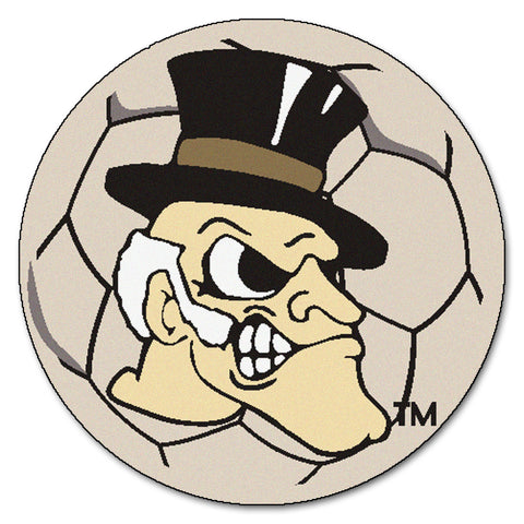 Wake Forest Soccer Ball - FANMATS - Dropship Direct Wholesale