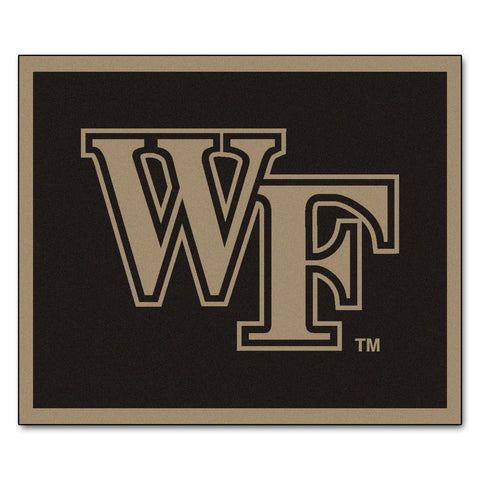 Wake Forest Tailgater Rug 5x6 - FANMATS - Dropship Direct Wholesale