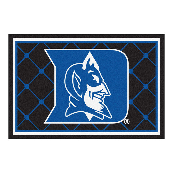 Duke University Rug 5x8 - FANMATS - Dropship Direct Wholesale