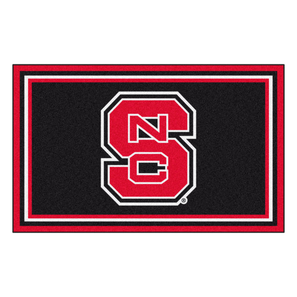 NC State Rug 4x6 - FANMATS - Dropship Direct Wholesale