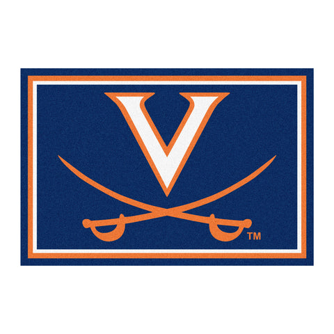University of Virginia Rug 5x8 - FANMATS - Dropship Direct Wholesale