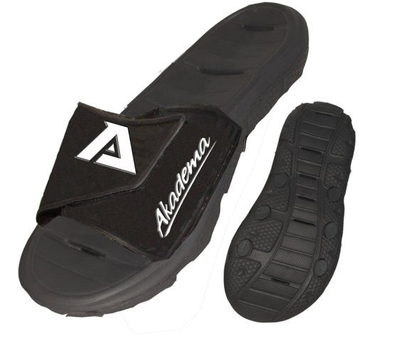 Akadema Black Zero Gravity Slide 6-6.5 - Akadema - Dropship Direct Wholesale